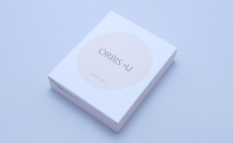 オルビスユートライアルセットの箱